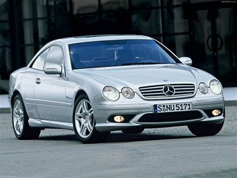 2003 Mercedes Cl55 Amg by Mercedes Cl55 Amg 2003 Pictures Information Specs