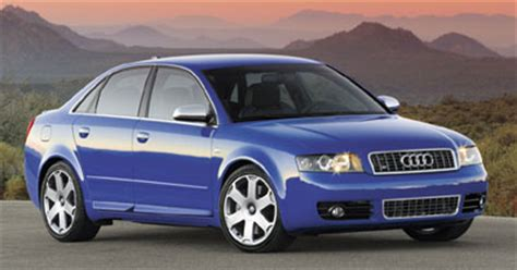 Audi A4 2004 Review by 2004 Audi A4 Review