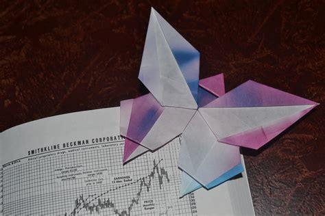 origami bookmark butterfly butterfly bookmark design by grzegorz bubniak