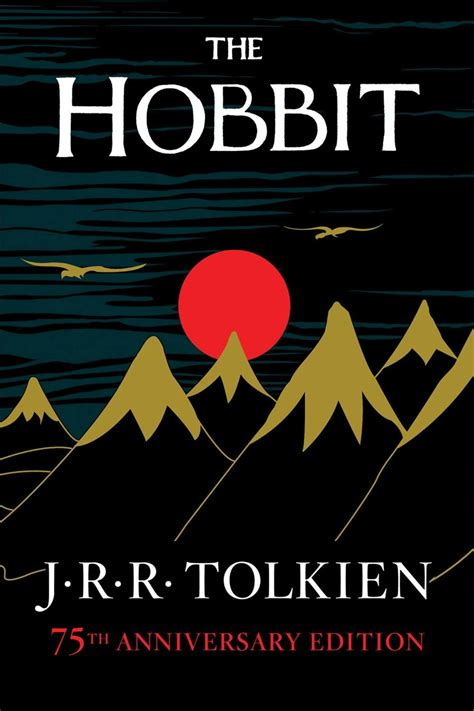 hobbit picture book the hobbit book cover