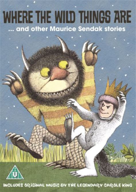 where the things are book pictures where the things are and other maurice sendak