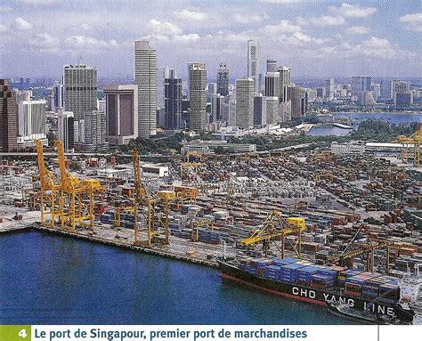 read le port de singapour premier port de marchandises