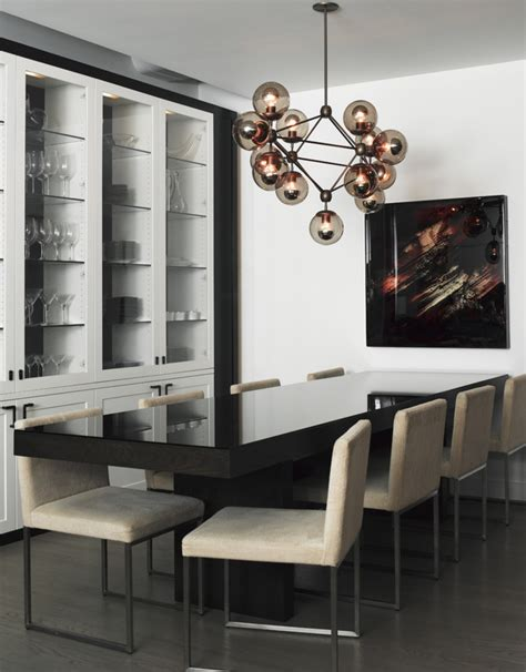 modern dining room chandeliers 10 modern globe chandeliers and pendant lights