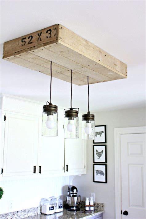 diy kitchen light fixtures 17 best ideas about farmhouse lighting on
