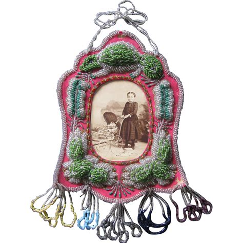 beaded picture frames american iroquois beaded picture frame with beaver