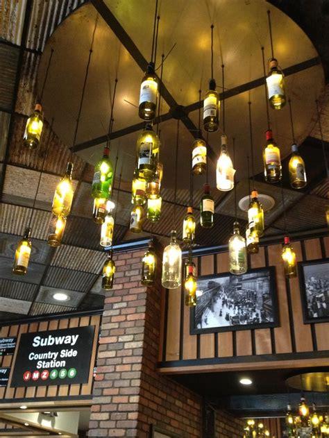 cool light ideas cool idea for lighting in basement bar basement ideas