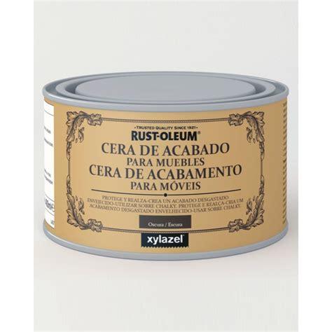 chalk paint xylazel cera acabado oscuro efecto tiza chalk paint xylazel rust