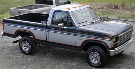 Ford F150 Lariat For Sale by 1985 Ford F 150 Xlt Lariat For Sale