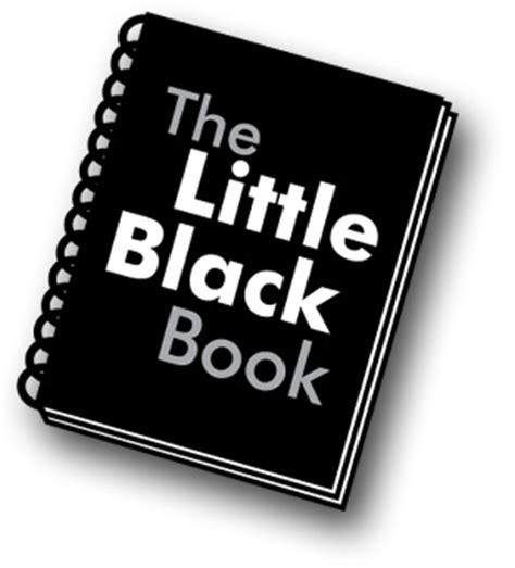 black picture book black book expotalk
