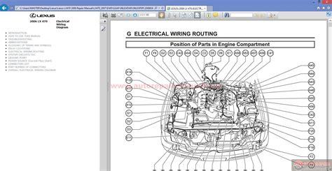 small engine repair manuals free download 2010 lexus is f regenerative braking lexus lx470 2006 repair manual auto repair manual forum heavy equipment forums download