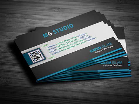 software for business cards software developer business card on behance