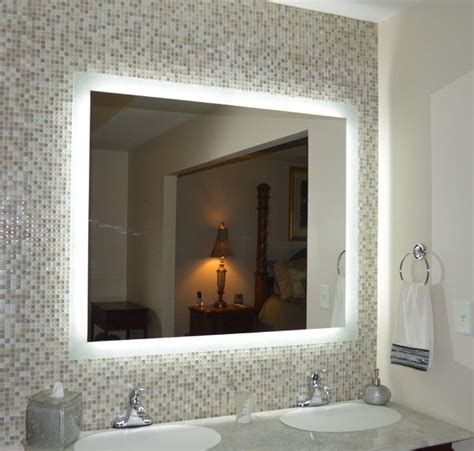 lighted vanity mirrors for bathroom best 25 lighted mirror ideas on diy makeup