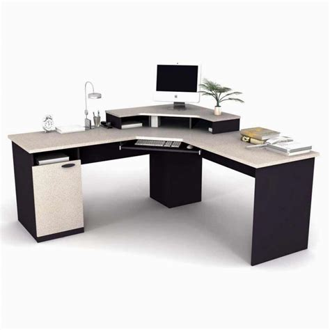 l computer desk how to choose the right gaming computer desk minimalist