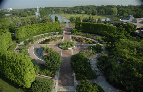 chicago botanic garden the top 20 most beautiful college gardens and arboretums