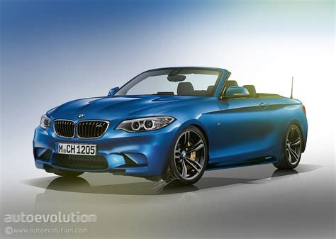 Bmw Drop Top by Bmw M2 Convertible Rendered A New Age For The Performance