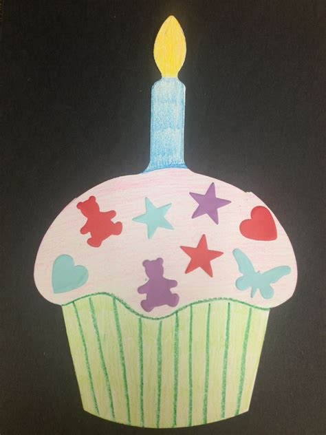 birthday crafts for crafts narrating tales of preschool storytime page 2