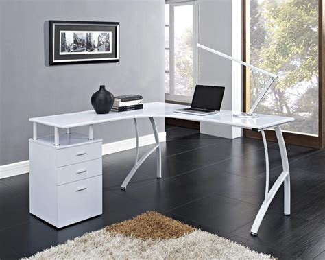 table for office desk white corner computer desk home office table with drawers