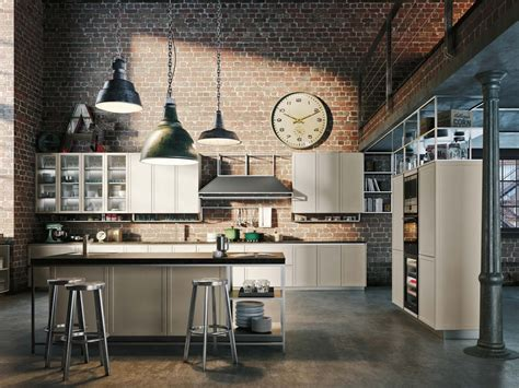 How To Make Kitchen Cabinet Doors the must haves of industrial style kitchens