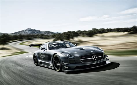 Mercedes Car Wallpaper Hd by Mercedes Sls Gt3 2 Wallpaper Hd Car Wallpapers Id