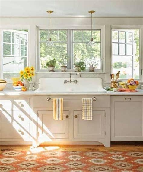 farmhouse kitchens designs 31 cozy and chic farmhouse kitchen d 233 cor ideas digsdigs