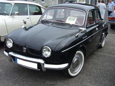 Renault Dauphine by Renault Dauphine 1956 1968 Die Dauphine Beerbte Den