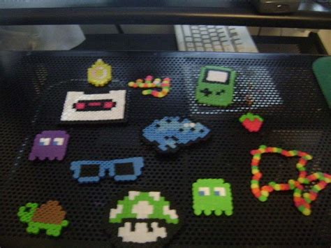 perler projects perler bead projects 183 a pegboard bead charm 183 pegboard