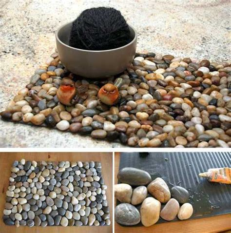 home decor stones creative craft ideas home decorations with