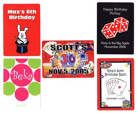 how to make personalized cards personalized cards for birthdays personalized