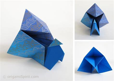how to make origami peacock origami how to fold an easy origami peacock