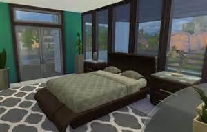 sims 3 4 bedroom house design modern charm sims