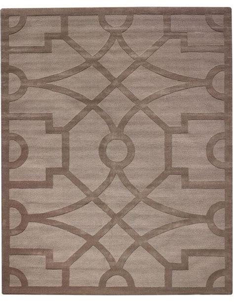 contemporary rug martha stewart living fretwork area rug contemporary