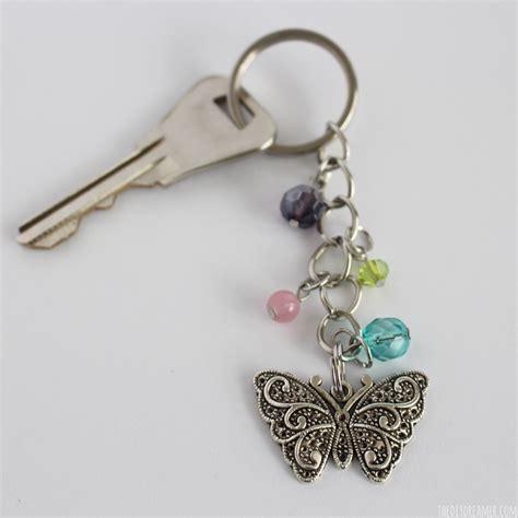 Beaded Keychain Crafts
