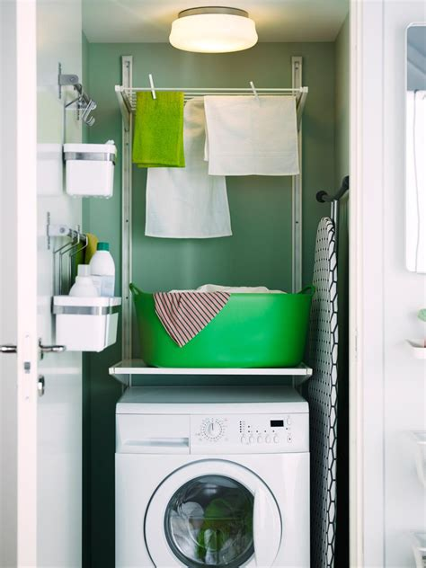 laundry room storage systems 15 clever laundry room storage ideas hgtv