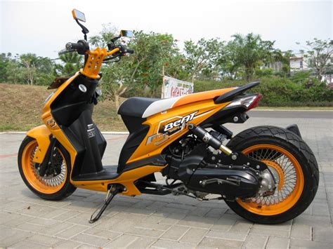 Gambar Modifikasi Motor Honda Beat by Gambar Modifikasi Honda Beat Motor Id