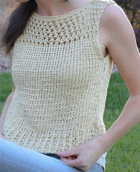easy knit pattern free easy top knitting patterns in the loop knitting