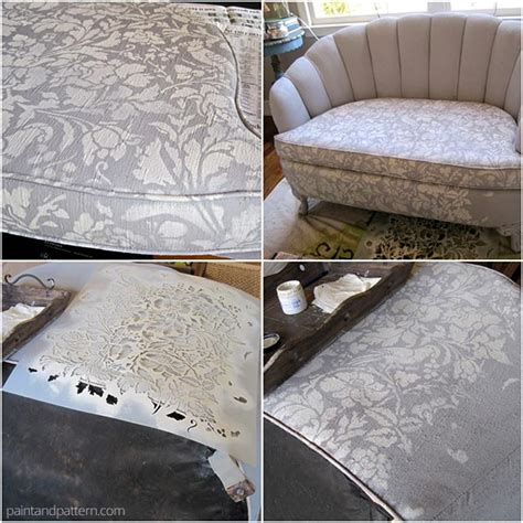 chalk paint upholstery how to chalk paint upholstery to upcycle painted furniture