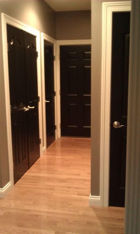 black door interior alas 3 lads interior doors painted black