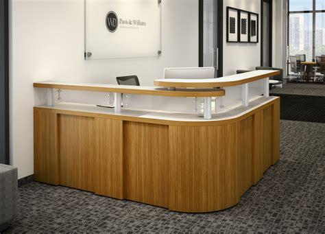 modern receptionist desk l shaped reception desk modern reception desk