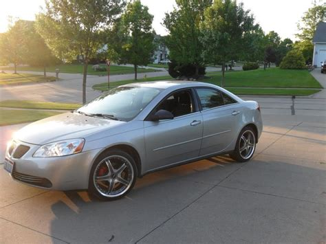 2006 Pontiac G6 by Snooster52 2006 Pontiac G6gt Sedan 4d Specs Photos