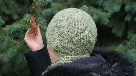 how to knit a tree how to knit a tree hat tutorial for