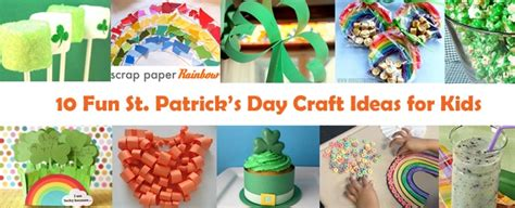 rubber st craft ideas 10 st s day craft ideas for carefree crafts
