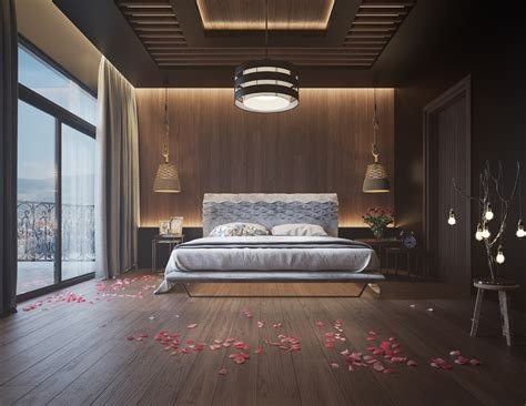 for the bedroom 11 ways to make a statement with wood walls in the bedroom