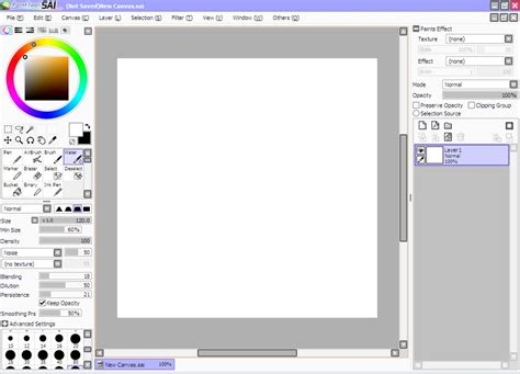 easy paint tool sai free easy paint tool sai interface by easypainttoolsai on