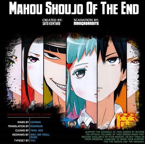 mahou shoujo of the end mahou shoujo of the end 15 read mahou shoujo of the end