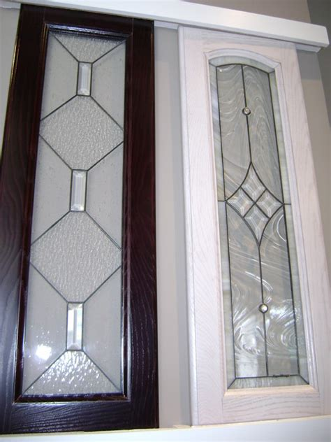 stained glass for kitchen cabinets kitchen cabinet stained glass applications eclectic
