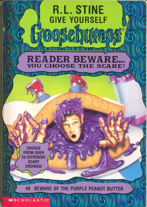 pictures of goosebumps books give yourself goosebumps