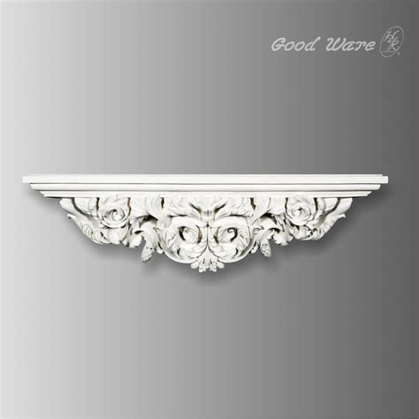 decorative shelves for bathroom baroque decorative wall shelves for bathroom