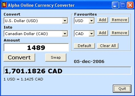 currency converter world currencies