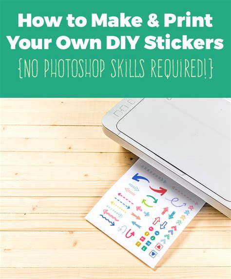 how to make your own how to make your own planner stickers