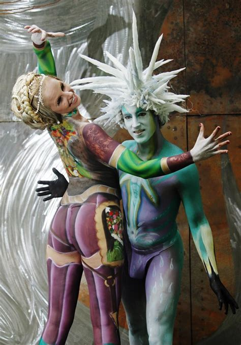 world bodypainting festival australia 2011 world bodypainting festival the photos